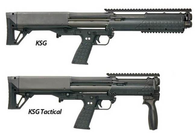 Ksg and tactical