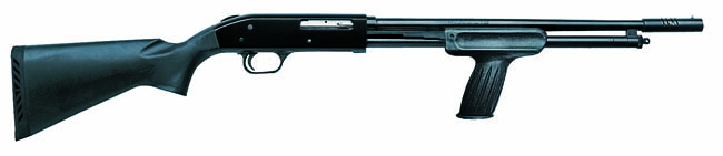 Mossberg 500 Home Security