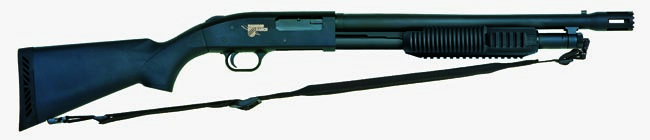 Mossberg Tactical Thunder Ranch